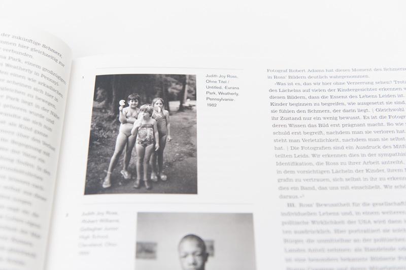 Judith Joy Ross – Living With War. Portraits – 2008 (Innenansicht, S. 6 und S. 7)