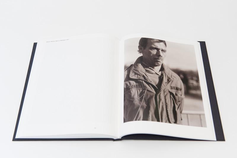 Judith Joy Ross - Living with War 10 Judith Joy Ross – Living With War. Portraits – 2008 (Innenansicht, S. 16 und S. 17   S. 34 und S. 35   S. 50 und S. 51   S. 72 und S. 73   S. 88 und S. 89   S. 120 und S. 121)