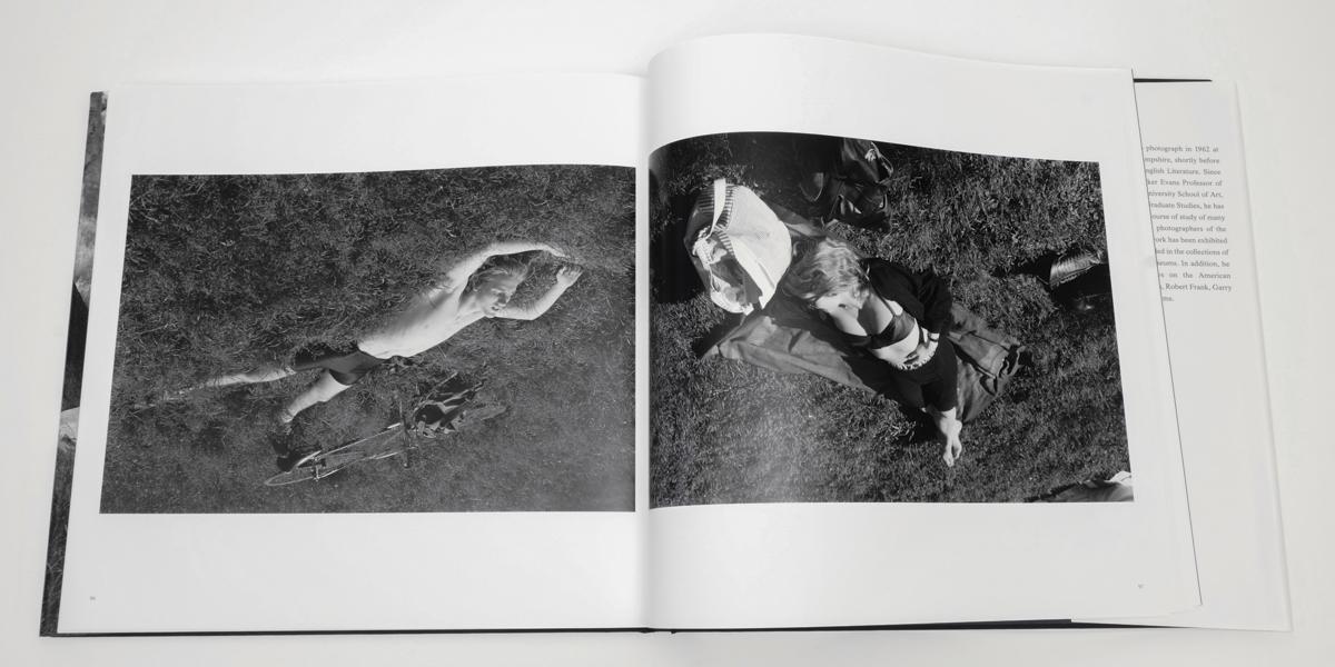 Tod Papageorge - Passing Through Eden - 2007 (Innenansicht)